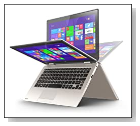 Toshiba Satellite Radius L15W-B1310 11.6-Inch 2-in-1 Touchscreen Laptop Review