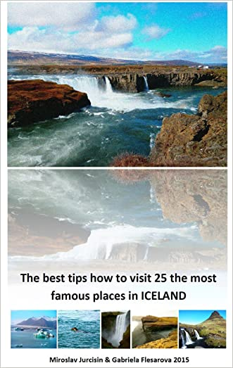 The best tips how to visit 25 the most famous places in ICELAND