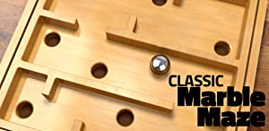 Classic Marble Maze from TurboNuke Ltd