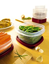 store food in my Rubbermaid Easy Find Lid Food Storage Container