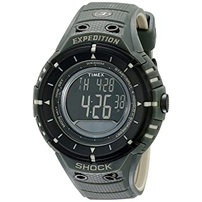 <strong>Timex Men's T49612 Expedition Trail Series Shock Digital Compass Watch</strong>