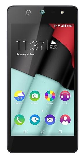 Wiko Selfy Smartphone débloqué 4G (Ecran: 4,8 pouces - 8 Go - Simple Nano-SIM - Android 5.1 Lollipop) Vert