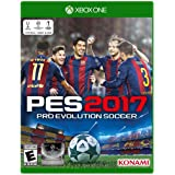 Pro Evolution Soccer 2017 - Xbox One Standard Edition