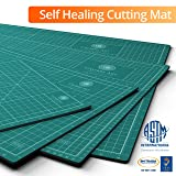 Self Healing Rotary Cutting Mat, Full 12x18, Best for Quilting Sewing | Warp-Proof & Odorless (Not From China) (Tamaño: A3i - 12