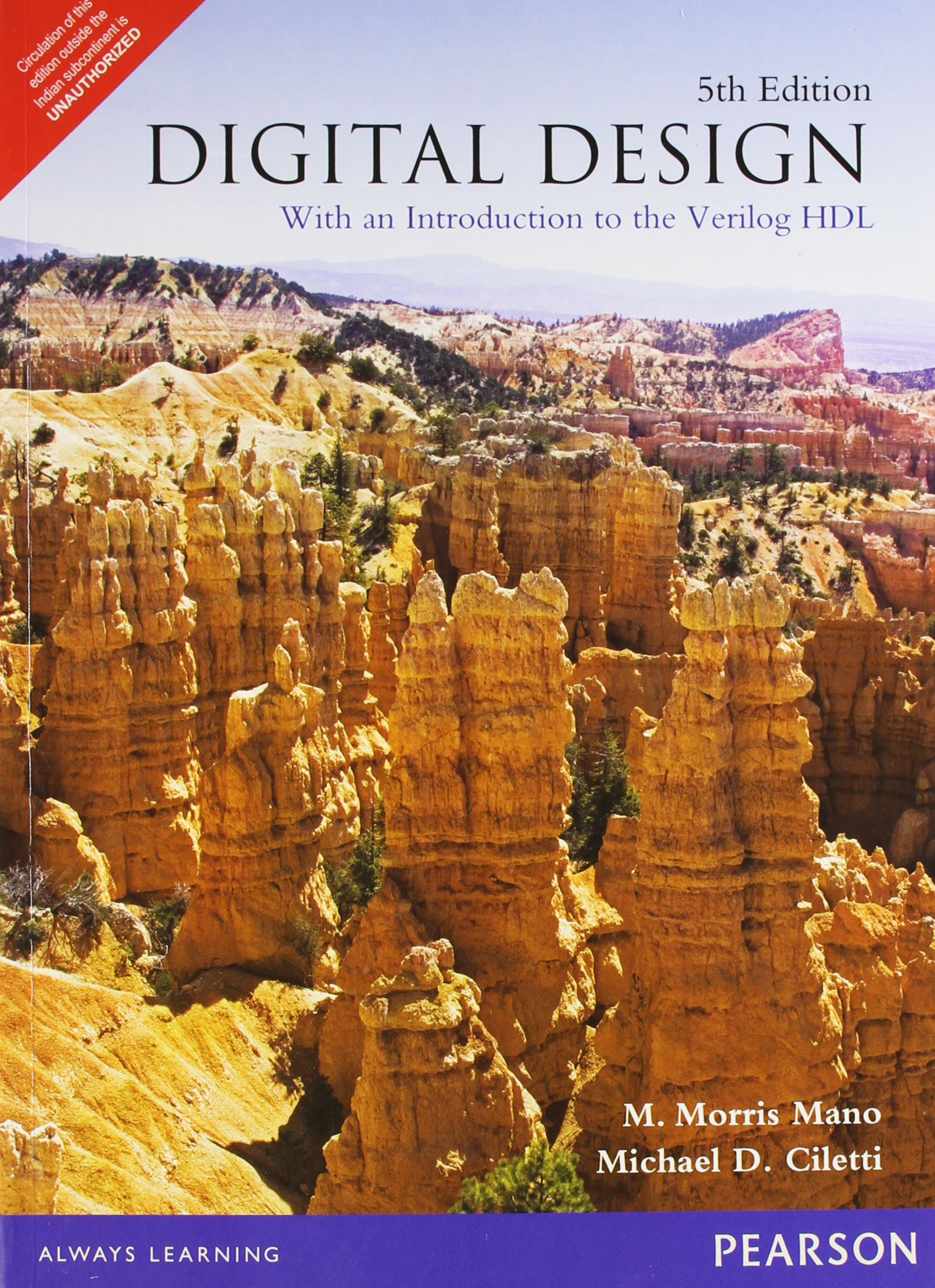 Buy Digital Design: With An Introduction To Verilog Hdl, 5e Book Online At  Low Prices In India  Digital Design: With An Introduction To Verilog Hdl,