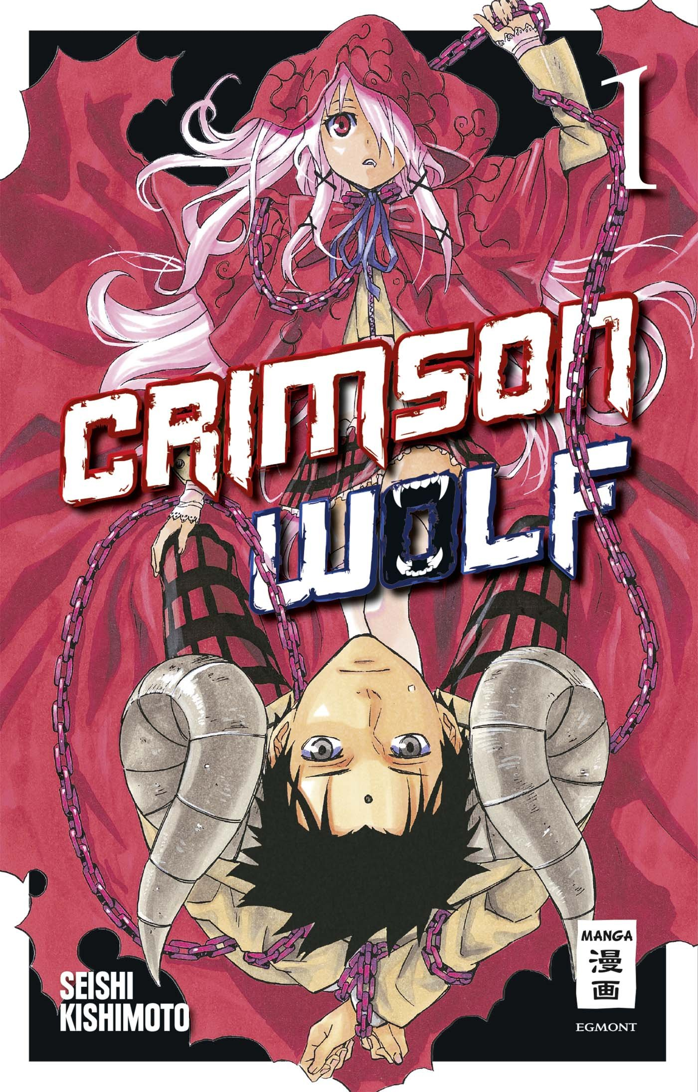 Crimson Wolf, Band 1