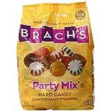Brach's Party Mix Individually Wrapped Hard Candies, 5 Pound Bulk Candy Bag (Tamaño: 5 Pound)
