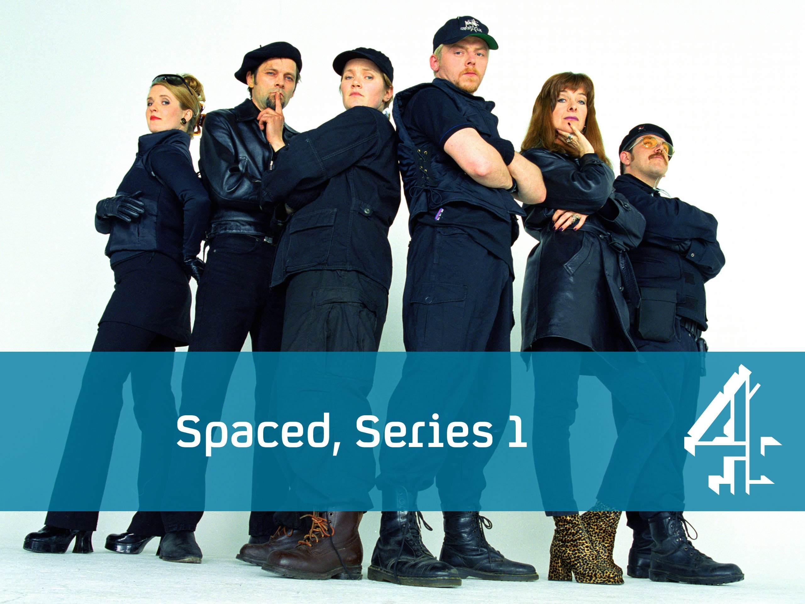 Spaced - Season 1
