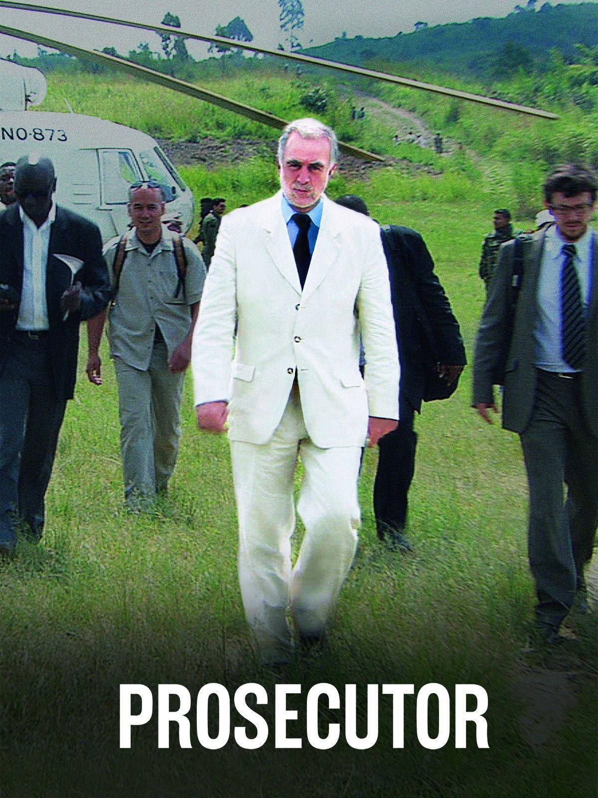 Prosecutor on Amazon Prime Instant Video UK