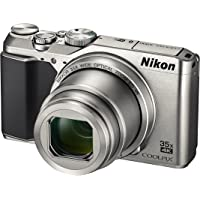 Nikon Coolpix A900 20MP 4K Digital Camera with 35x Optical Zoom (Silver)