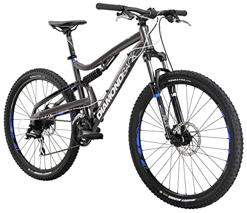 Diamondback Bicycles 2016 Recoil Full Suspension Complete Mountain Bike
