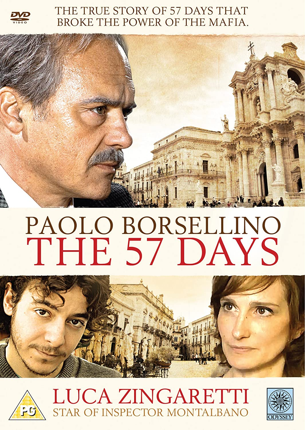 Paolo Borsellino: The 57 Days