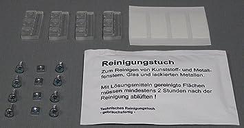 140 mm Emblem f/ür K/ühlergrill//Motorhaube gl/änzend Schwarz