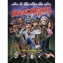 Brutal Massacre: A Comedy [Blu-ray + DVD] [Blu-ray]