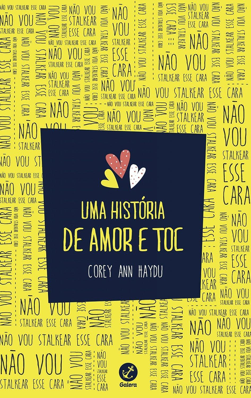Dica de leitura - Uma História de Amor e TOC