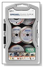 Dremel SM710 Saw-Max 12 Blade Set