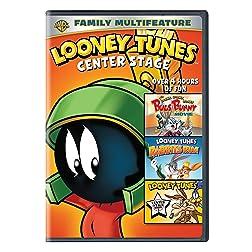 Looney Tunes Center Stage TPFE (Rpkg/DVD