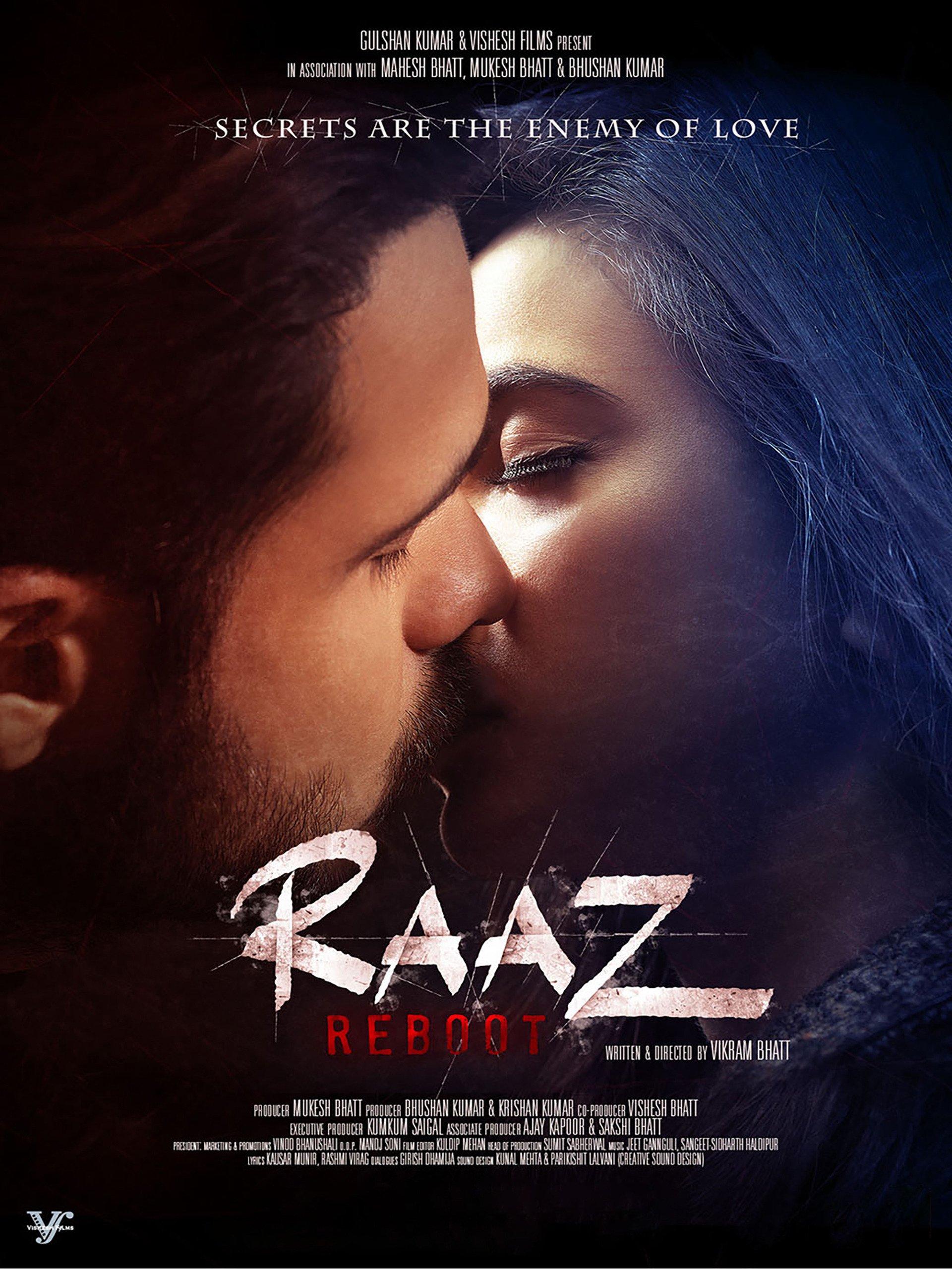Raaz Reboot on Amazon Prime Instant Video UK
