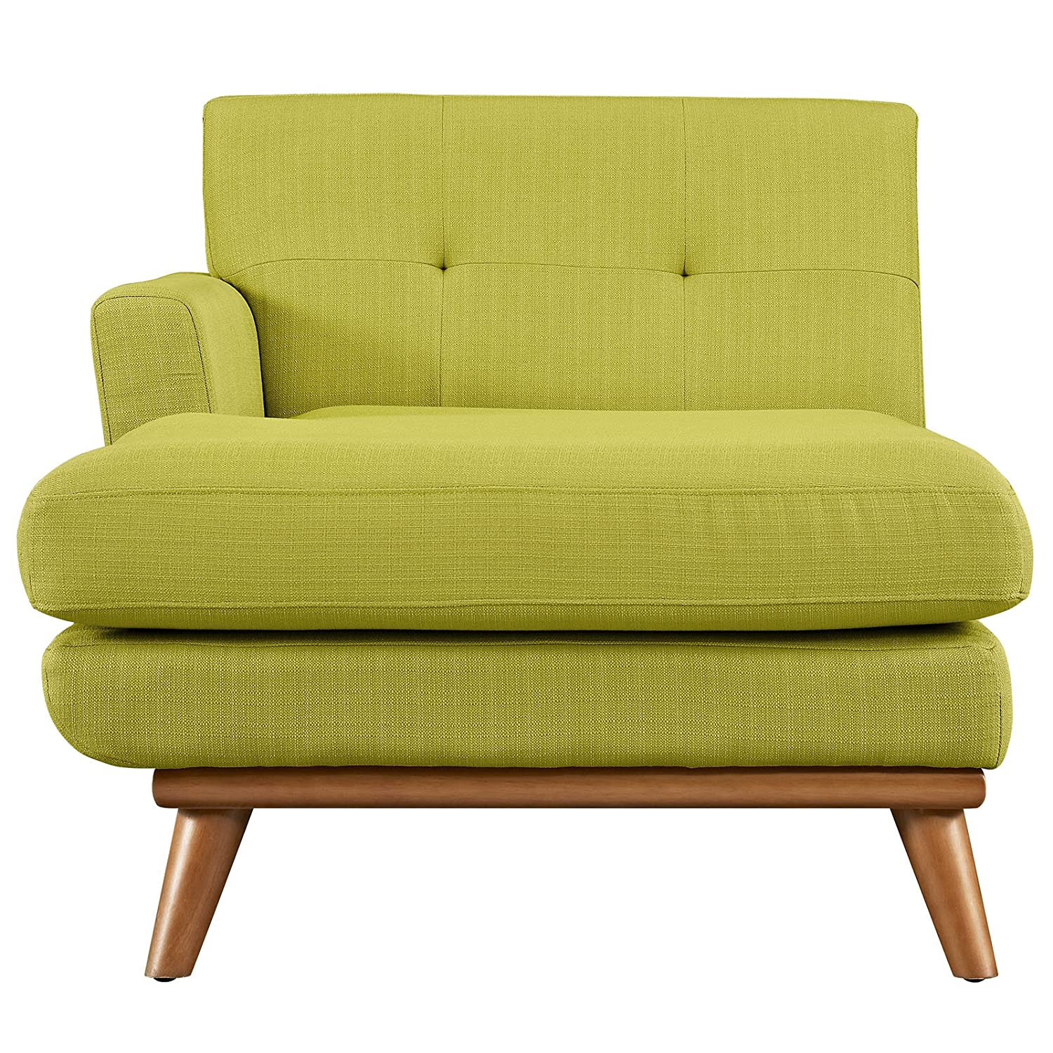 Engage Left-Arm Chaise - Wheatgrass
