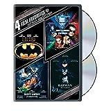 4 Film Favorites: Batman Collection (Batman/Batman Forever/Batman and Robin/Batman Returns)