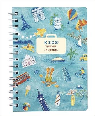 Kids' Travel Specialty Journal written by Mudpuppy