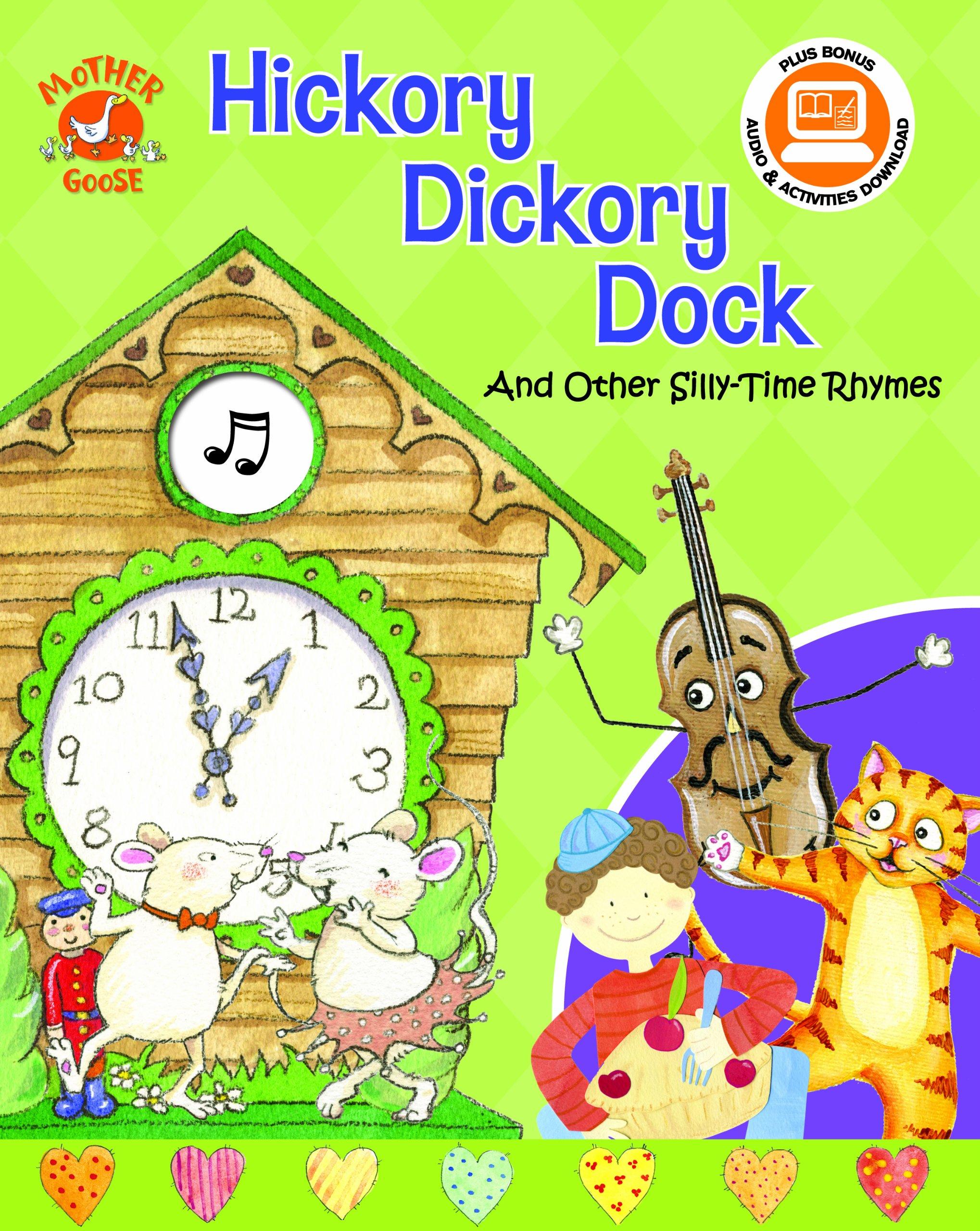 hickory dickory dock book pdf