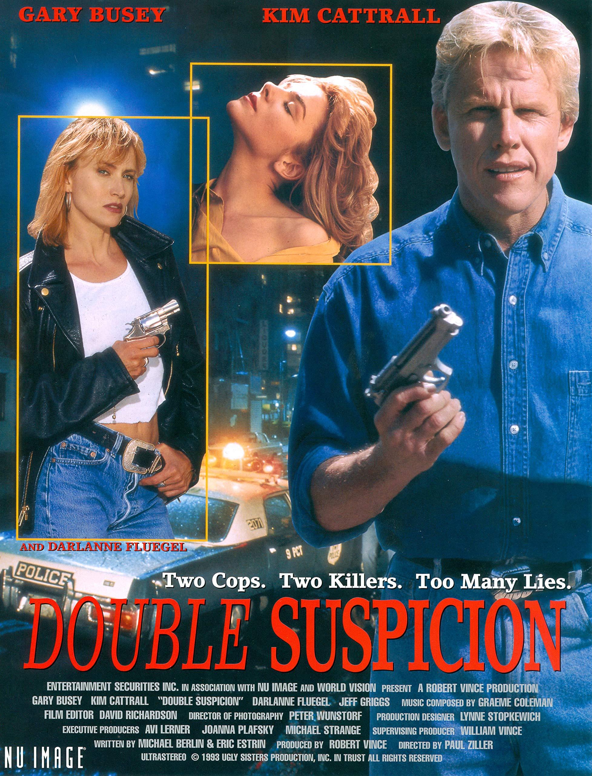 Double Suspicion on Amazon Prime Video UK