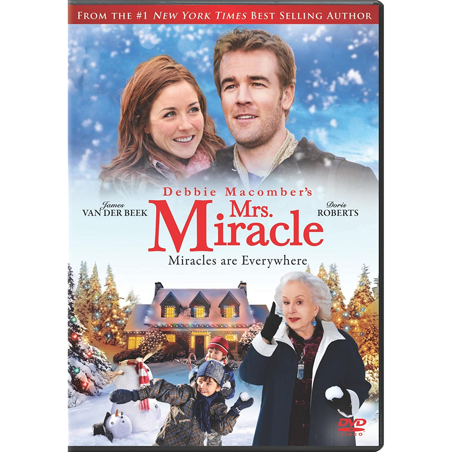mrs miracle book and dvd giveaway
