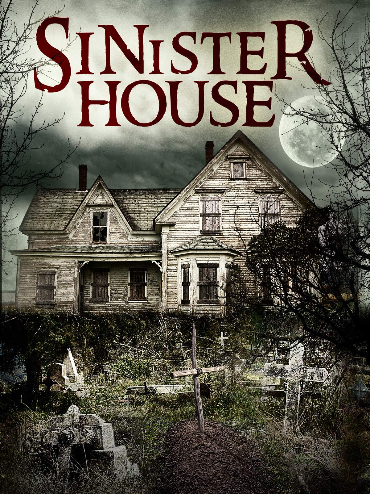 Sinister House on Amazon Prime Instant Video UK