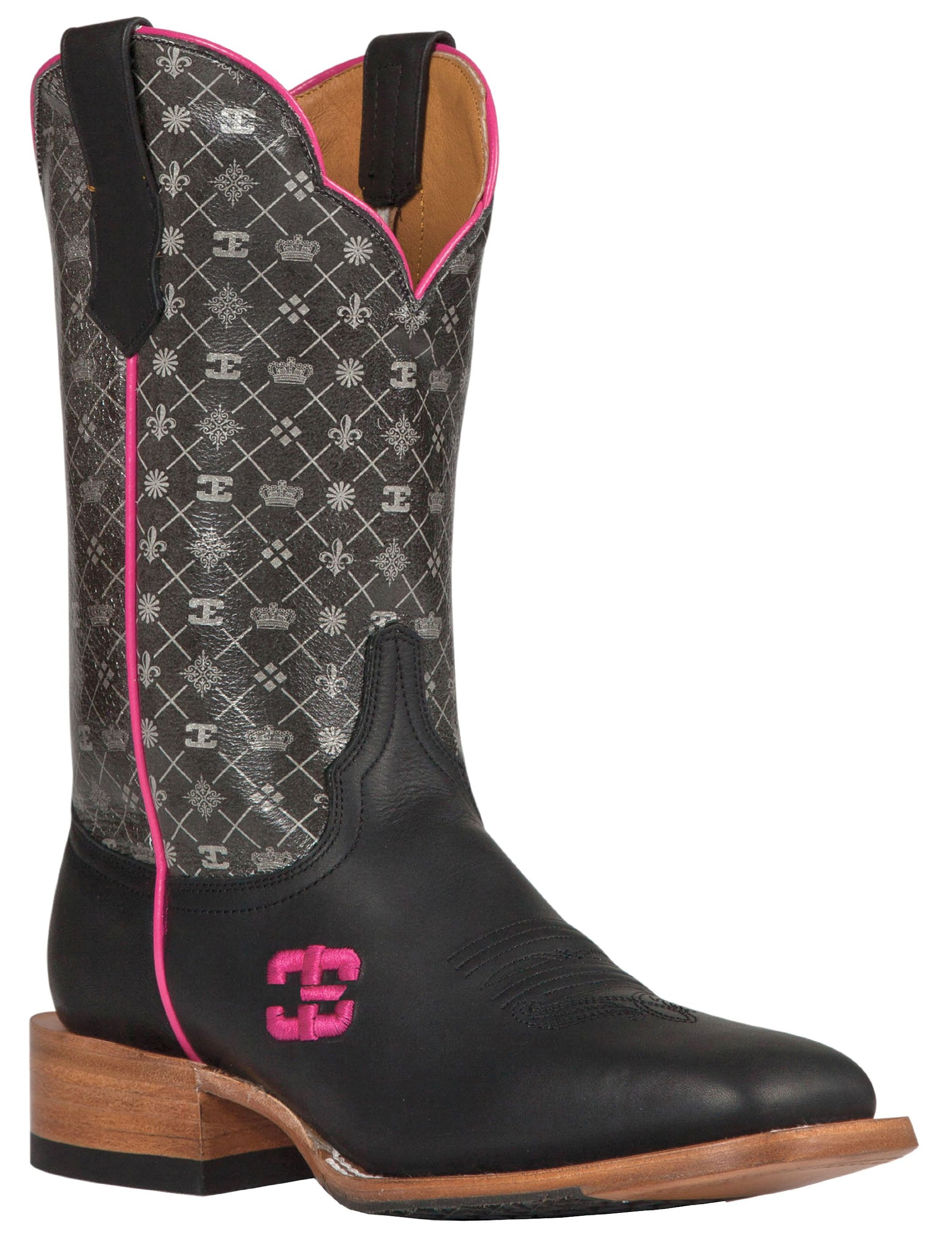 Cinch Women's Edge 5Th Avenue Cowgirl Boot Square Toe