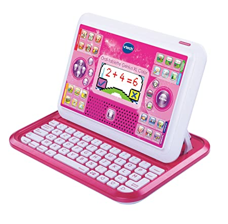Vtech - 155555 - Ordi-tablette - Genius Xl - Rose