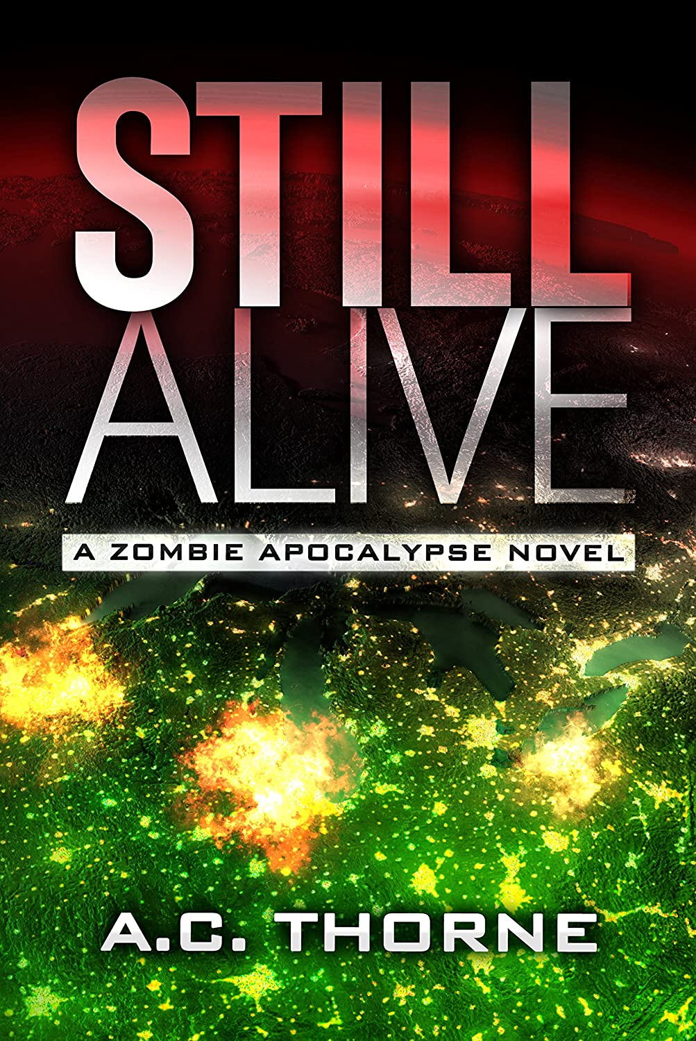 {December to Dismember} Still Alive by A.C. Thorne $0.99