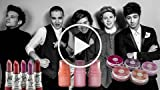 One Direction Nail Polish and Make-Up Lines