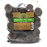 Root Naturally Jiffy-7 42mm Peat Pellets - 100 Count (Tamaño: (100) 42mm pellets)