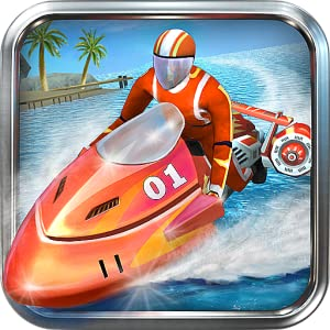 Powerboat Racing 3D from DoodleMobile