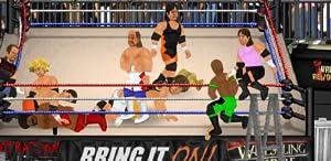 Wrestling Revolution from MDickie