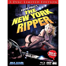 The New York Ripper [Blu-ray]