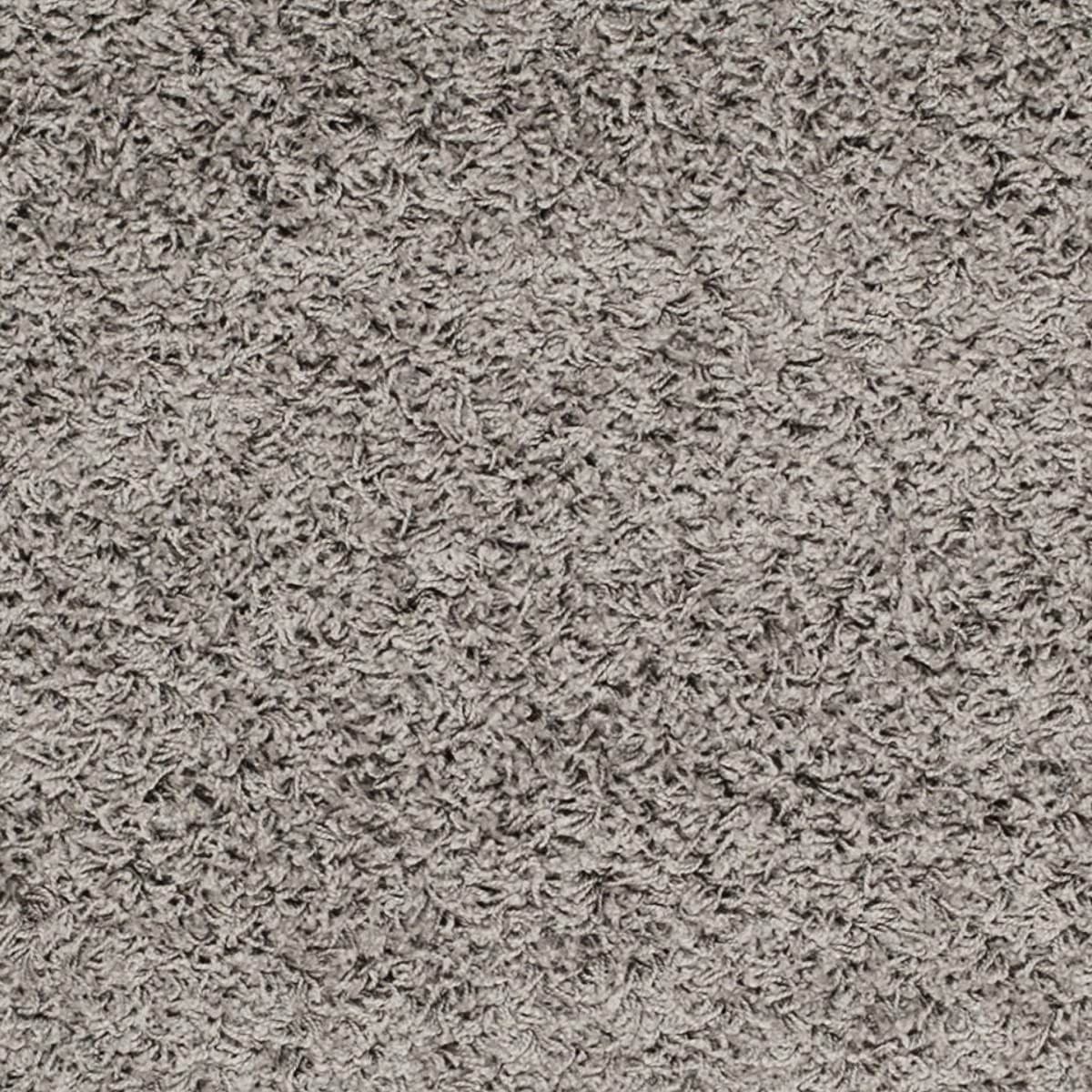 Safavieh Athens Shag Collection SGA119F Light Grey Area Rug (8 x 10)