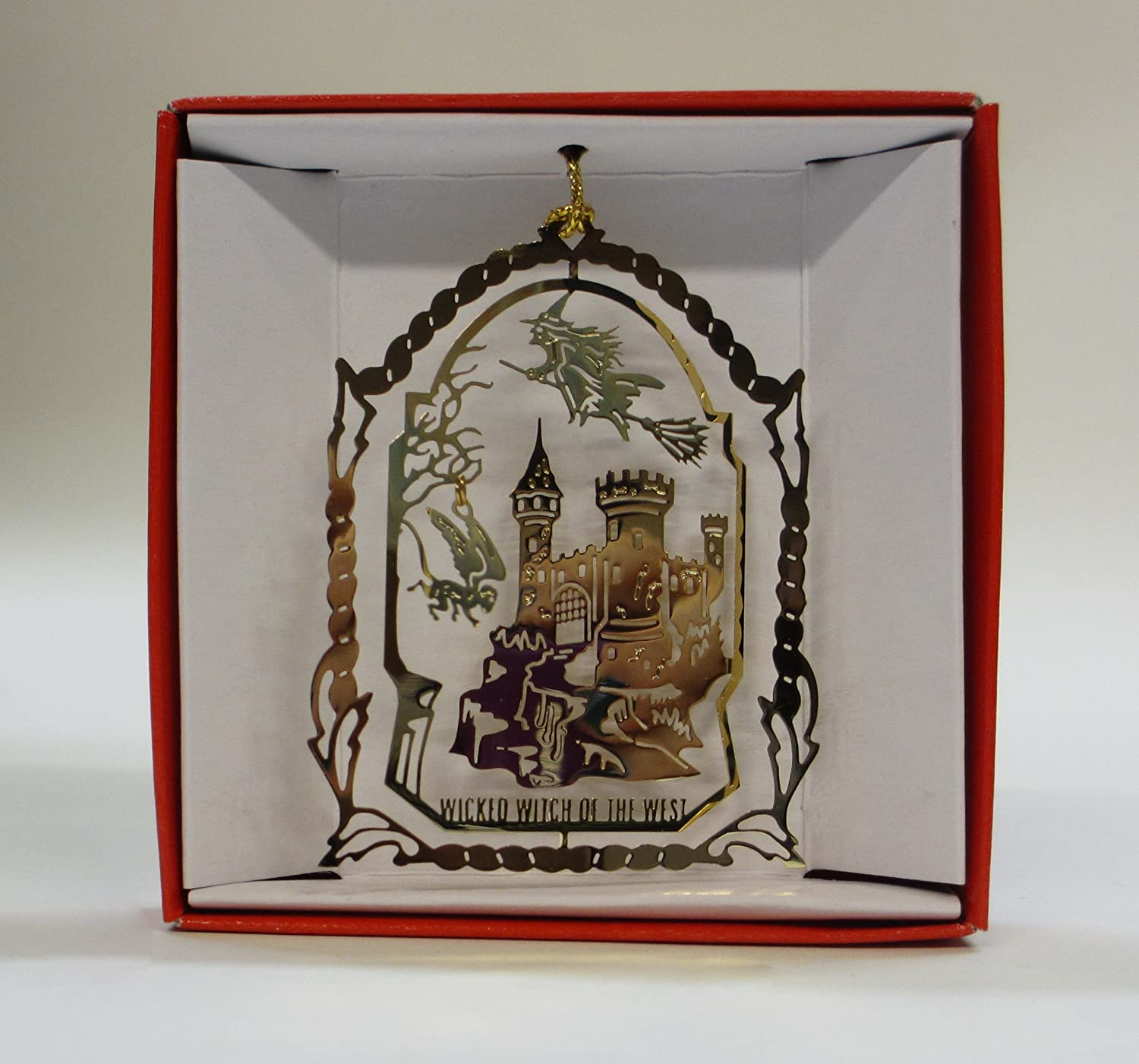 Wicked The Musical Christmas Ornaments Christmas Ornament Wicked