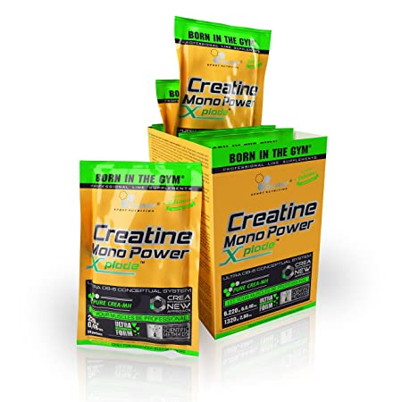 Olimp - Creatine Mono Power DB-6 Xplode™ - 1760g Box