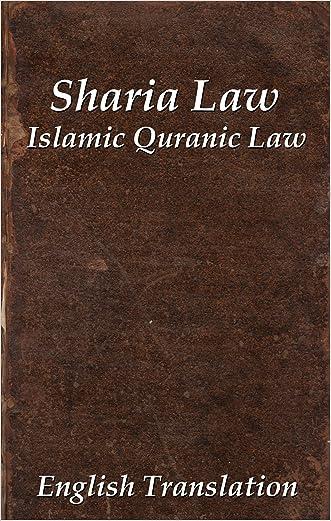 Islamic Sharia Law (English Edition) written by Simon Abram