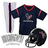 Franklin Sports NFL Houston Texans Deluxe Youth Uniform Set, Medium