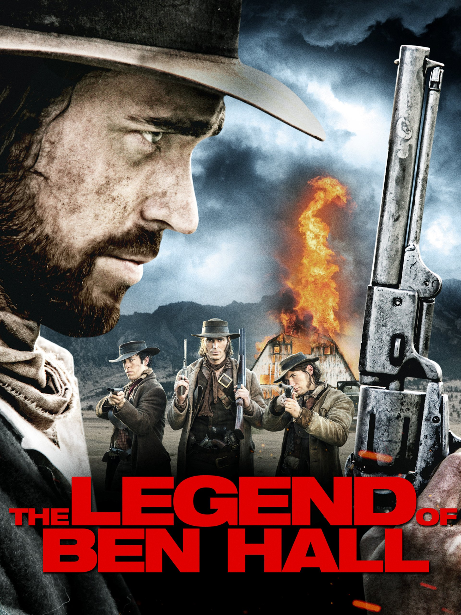 The Legend of Ben Hall on Amazon Prime Instant Video UK
