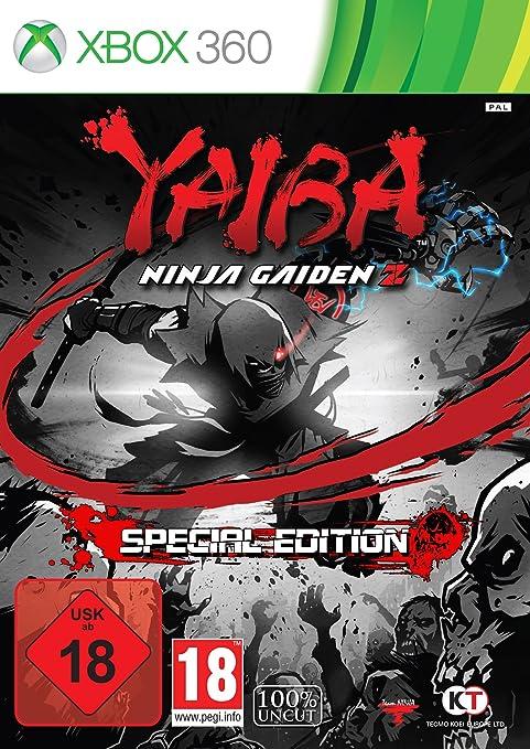YAIBA - Ninja Gaiden Z, Xbox 360
