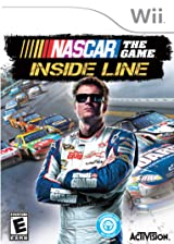 NASCAR The Game Inside Line    Wii