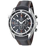 Omega Men's 2910.51.82 Seamaster Planet Ocean Automatic Chronometer Chronograph Watch (Color: black)