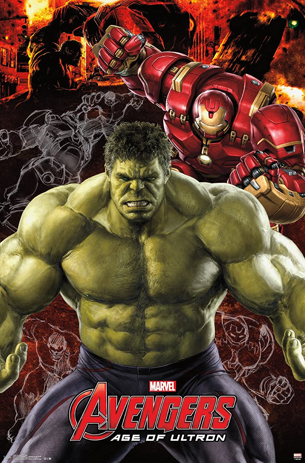 Hulk Vs Iron Man : Avengers