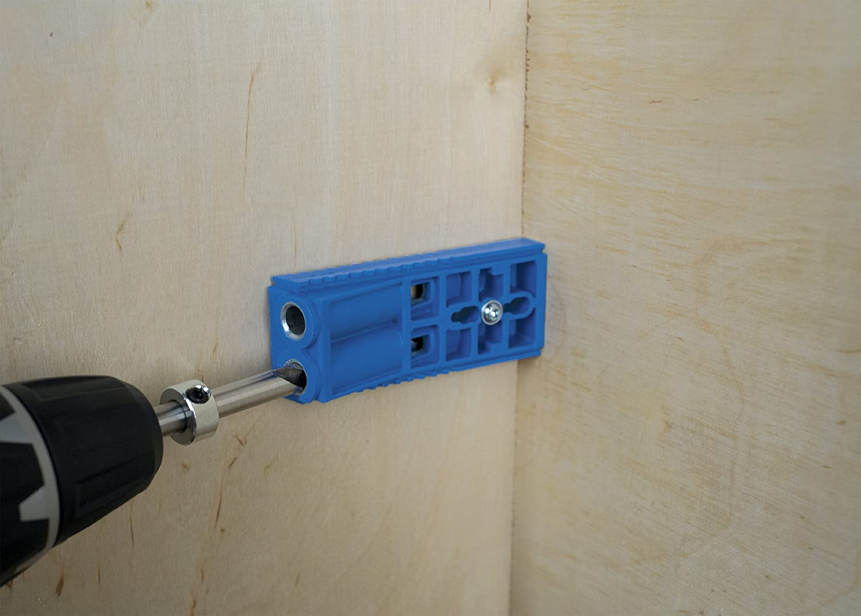 Kreg Jig Different Thickness Kreg R3 Jr Pocket Hole Jig System New Free Shipping Ebay