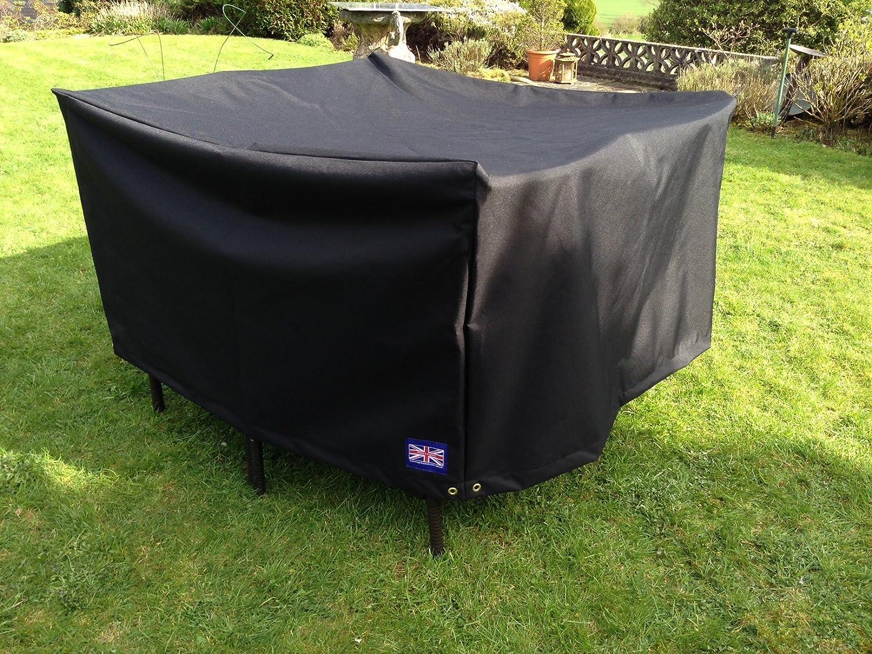 """WETTERFESTES GARTENMÖBel-Set """"CUBE""""-BEZUG für GARTENMÖBEL IM Cube-Design 215 X 134 X 70 cm MADE IN ENGLAND günstig kaufen"""