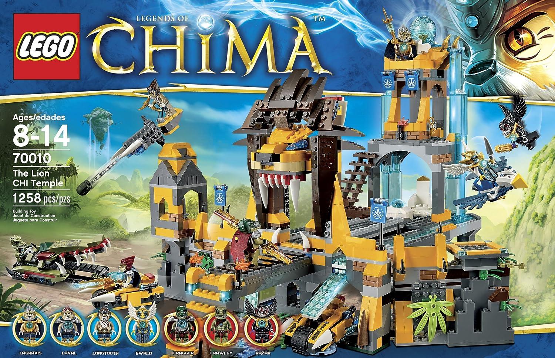 Legends of Chima  Wikipedia